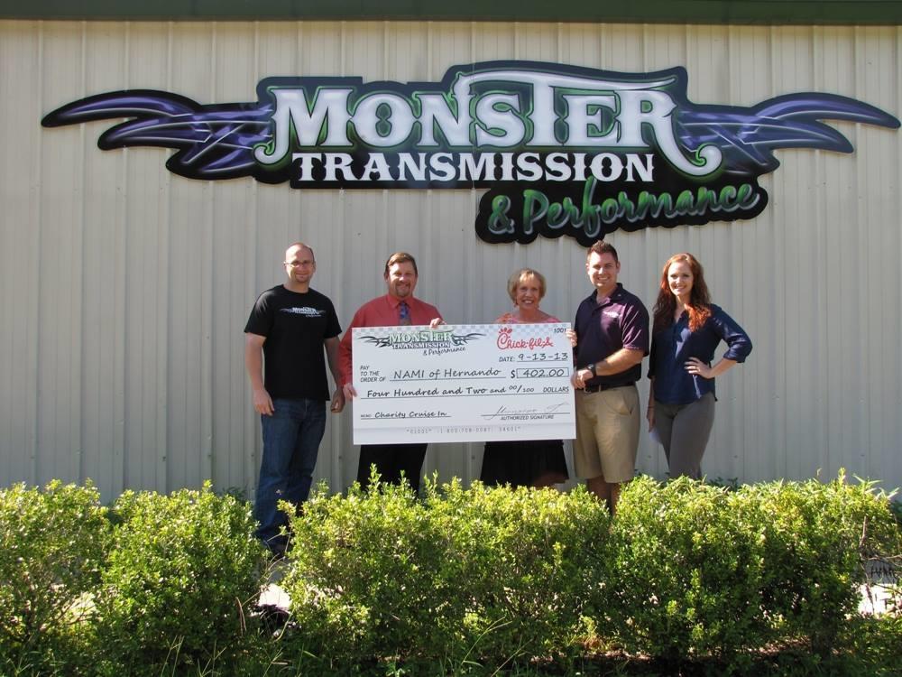 Monster Transmission & Performance - Brooksville, FL -