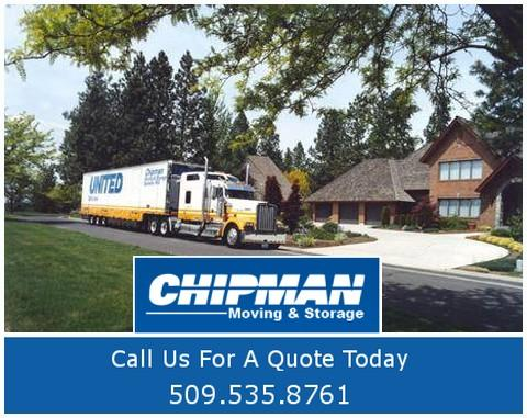 Chipman Moving & Storage (Spokane), Inc.