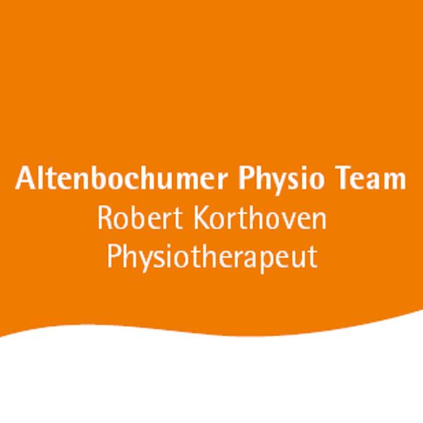 Robert Korthoven Altenbochumer Physio Team