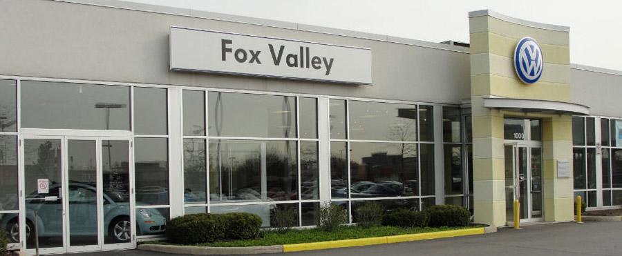 Fox Valley Volkswagen Schaumburg In Schaumburg Il 60173