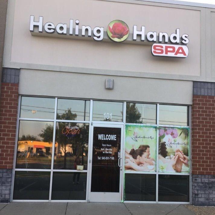 Massage Therapy Center Fredericksburg Va
