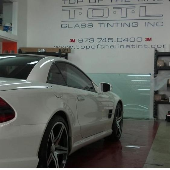 Top Of The Line Glass Tint