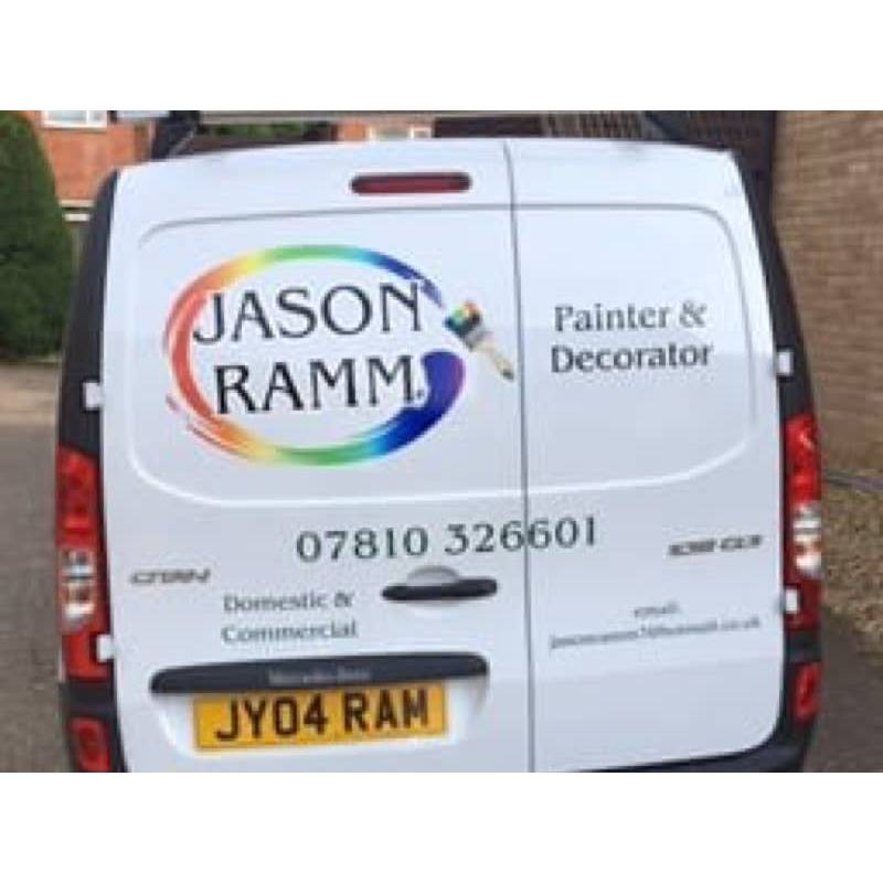 Jason Ramm Painting & Decorating - Peterborough, Cambridgeshire PE2 5LZ - 07810 326601   ShowMeLocal.com