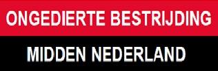 Ongediertebestrijding Midden Nederland