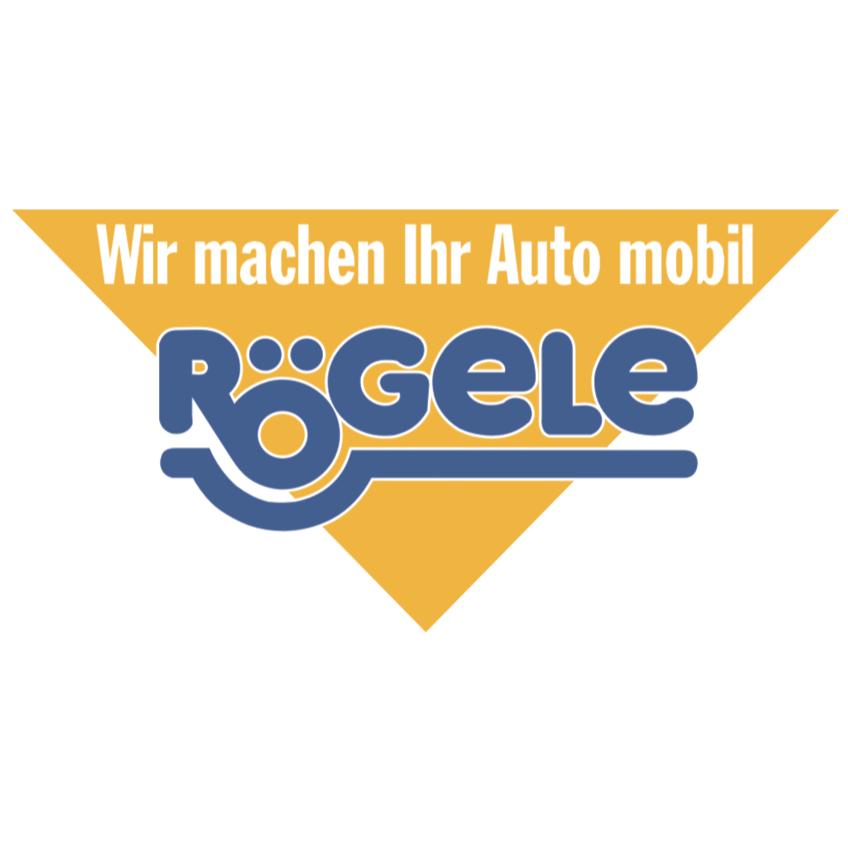 Logo von Walter Rögele Fachmarkt für Auto-Teile +KFZ-Meisterwerkstatt