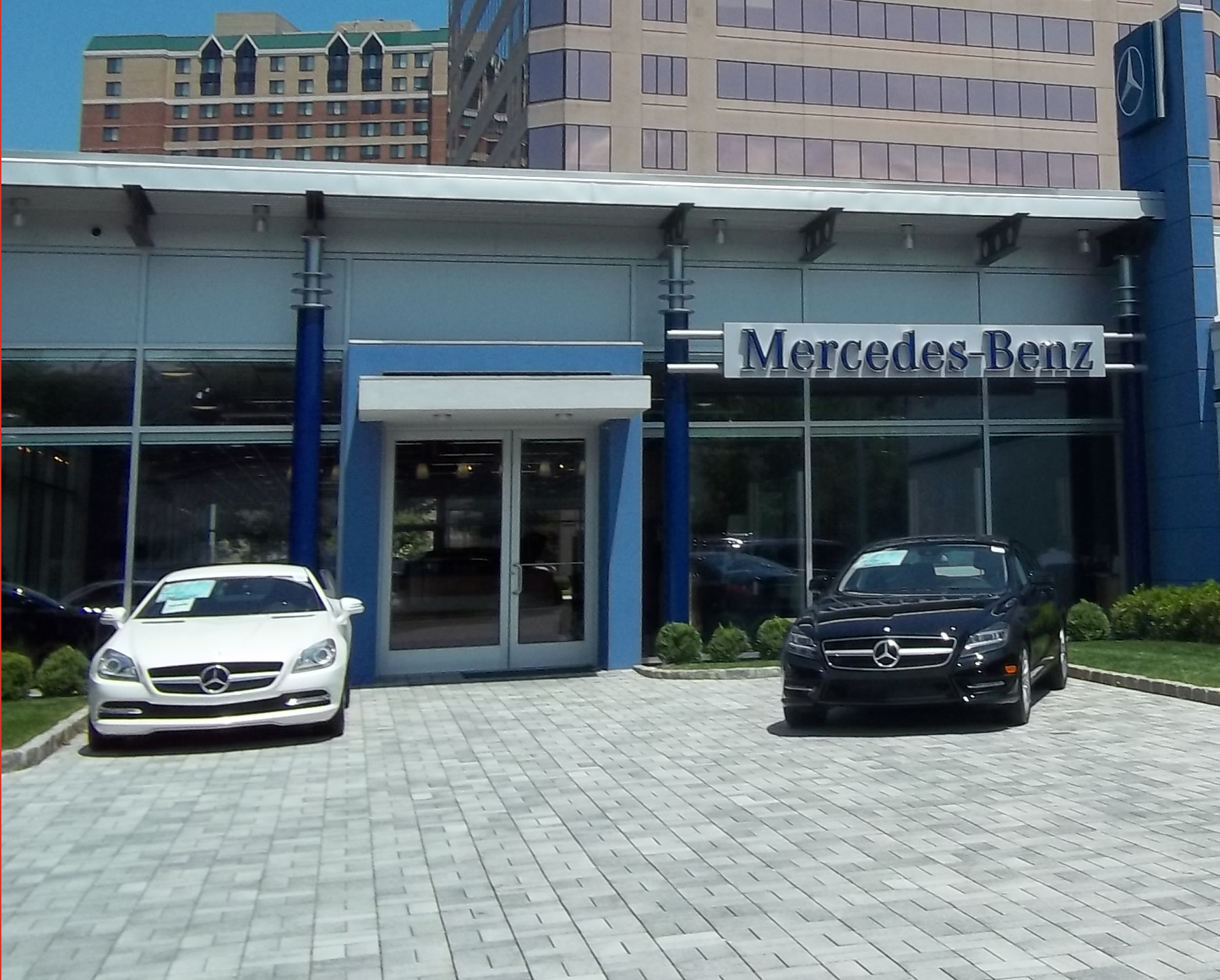 Premier ford lincoln used ford dealer serving queens ny for Mercedes benz dealer in bronx ny