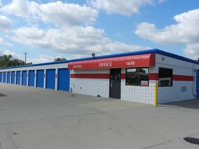National Storage Centers Of Westland Newburgh Rd