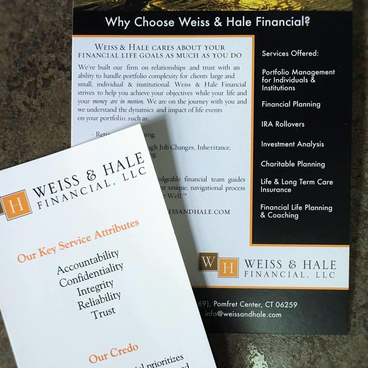 weiss finance