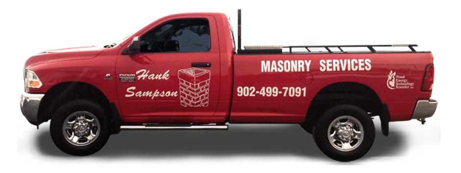 Hank Sampson Masonry Services in Lower Sackville