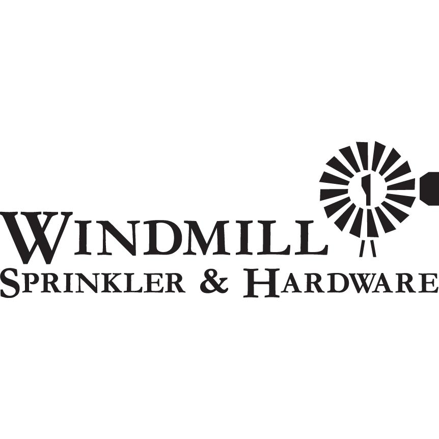 Windmill Sprinkler & Hardware