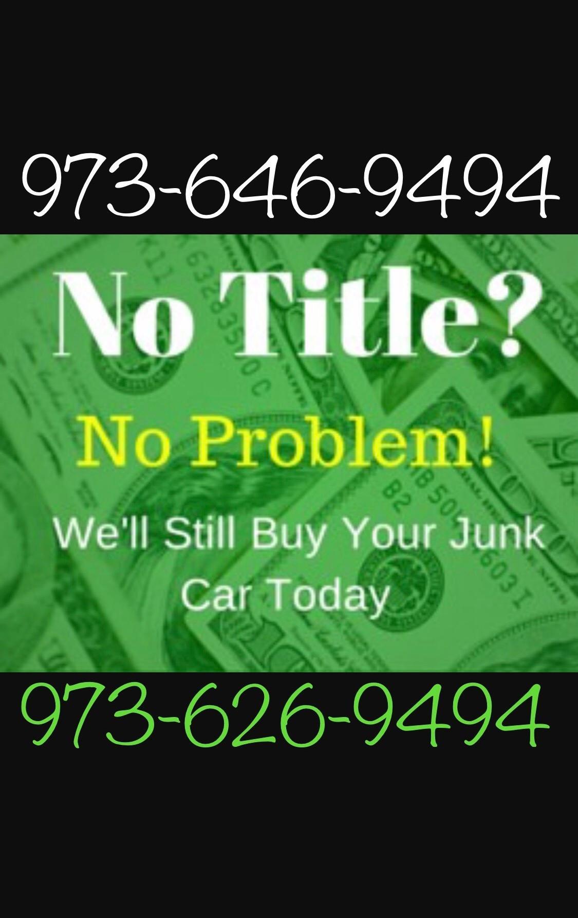 Cash For Junk Cars NJ - Newark, NJ 07104 - (973)626-9494 | ShowMeLocal.com