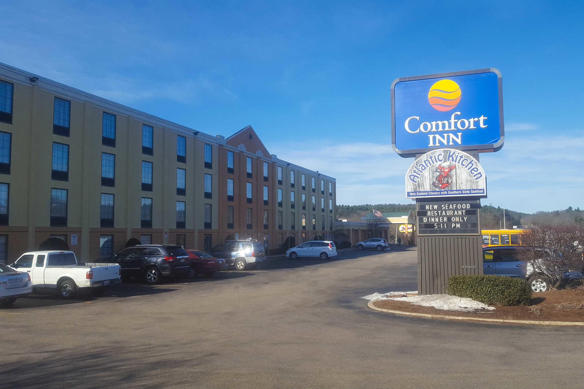 Comfort Inn Randolph Boston Randolph Massachusetts Ma