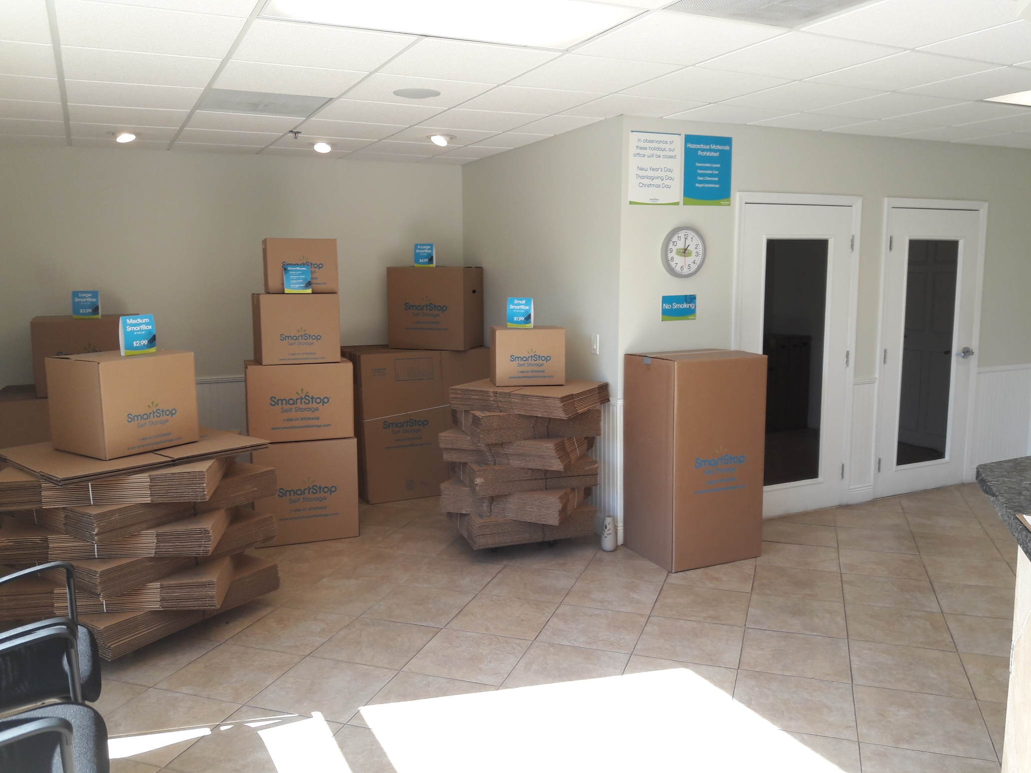 Smartstop self storage davie fl dandk organizer for Garage door repair bradenton