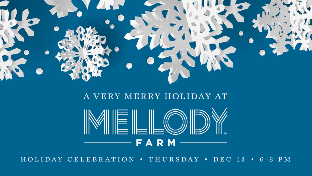 A Very Merry Holiday Celebration at Mellody Farm