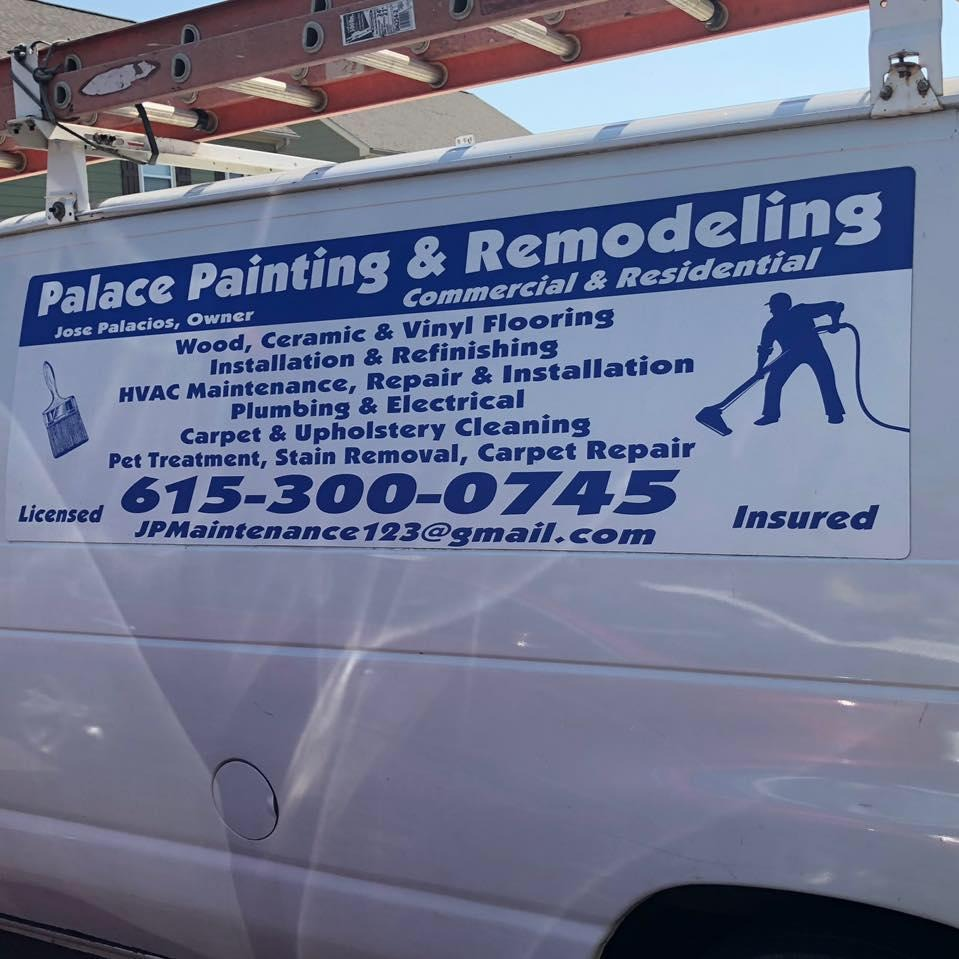 Palace Painting & Remodeling - Antioch, TN 37013 - (615)300-0745 | ShowMeLocal.com