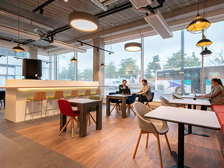 Regus - Brussels - Regus Anderlecht City Dox