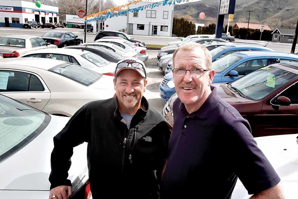 Bill Harris Used Cars Selah