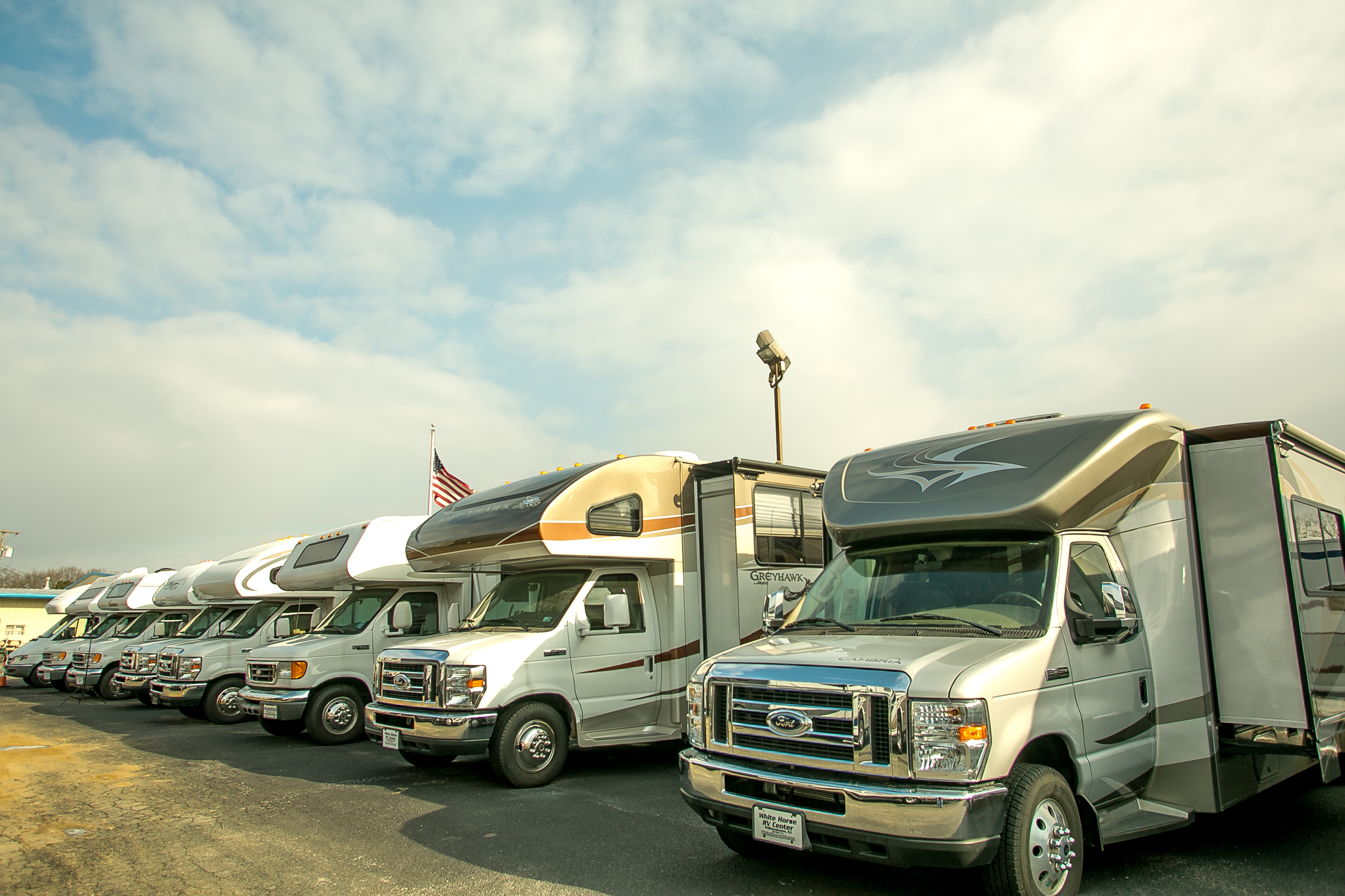 White Horse Rv Center Williamstown New Jersey Nj