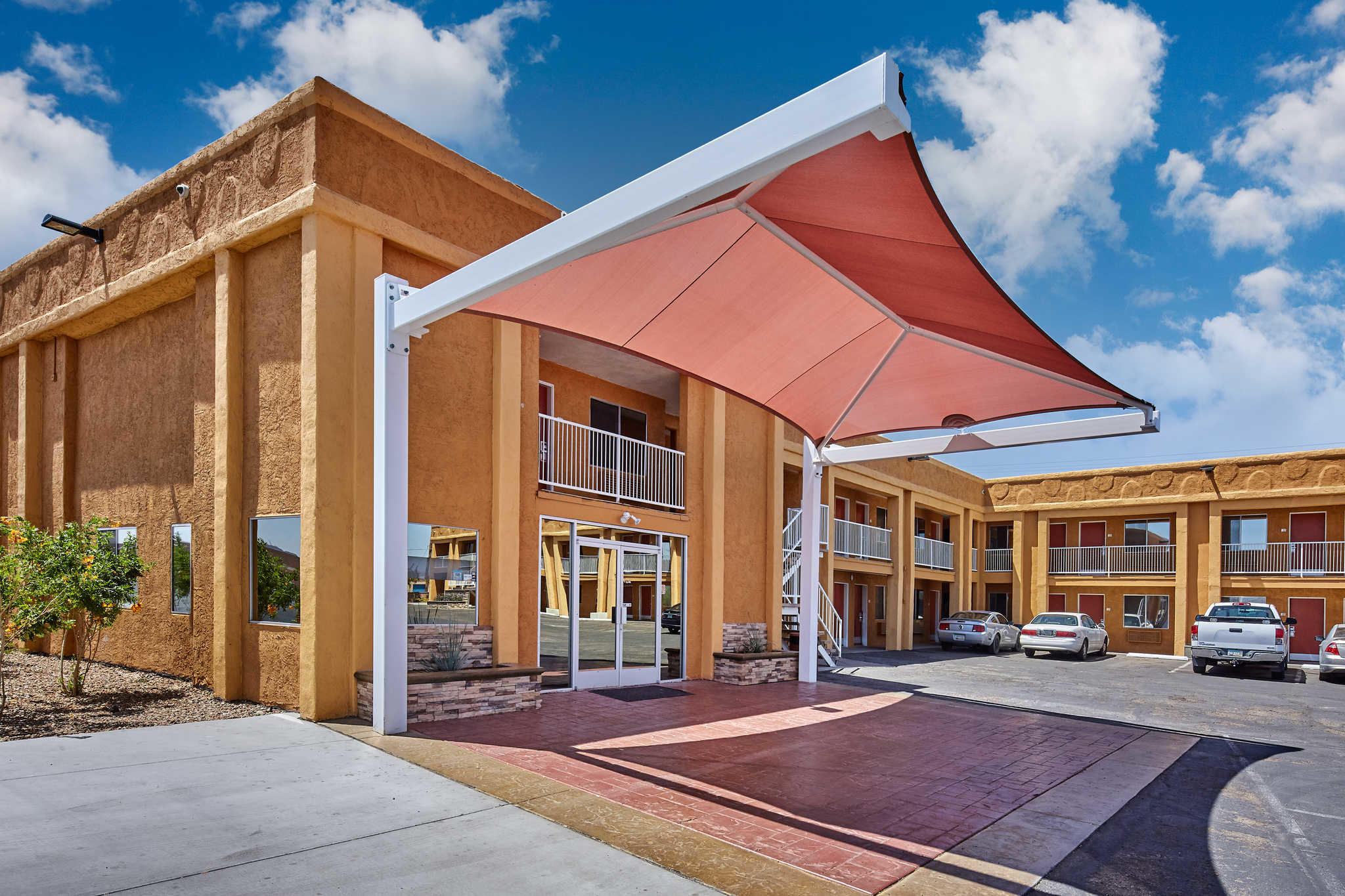Hotels And Motels In Parker Az