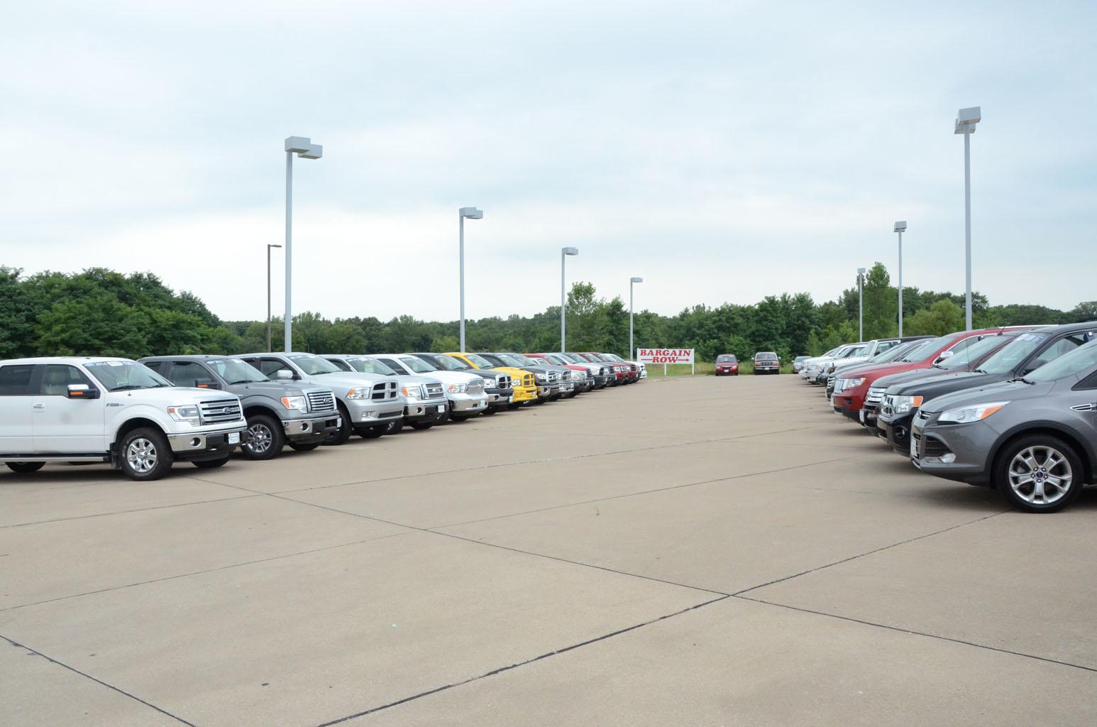 Kriegers Used Cars Muscatine Iowa
