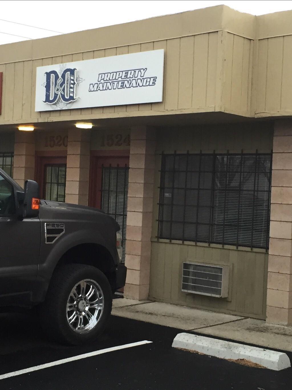 D d elite property maintenance construction sparks for California closets reno