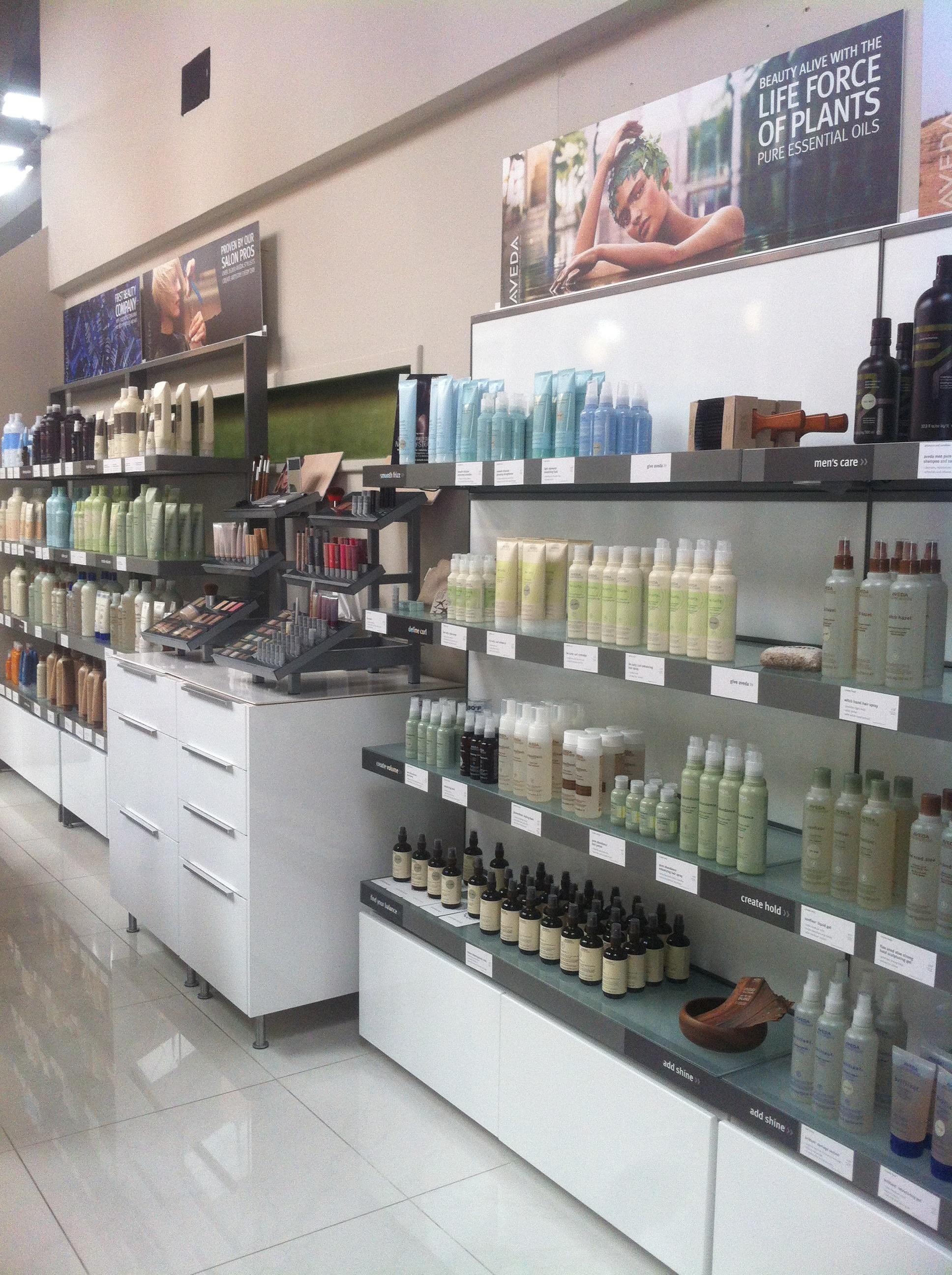 Therapy Salon Aveda Concept