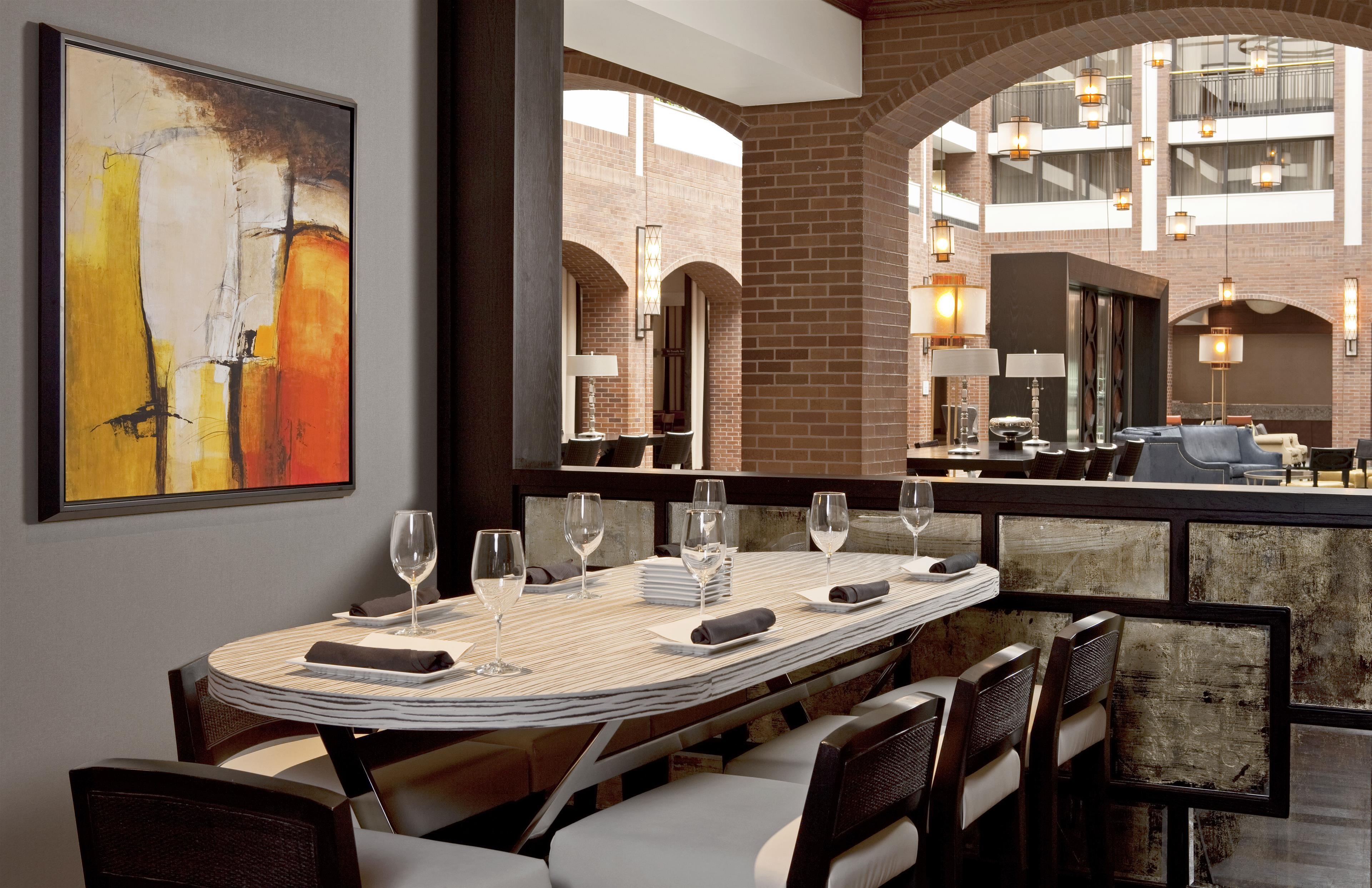 Taste Restaurant Sheraton Society Hill Philadelphia