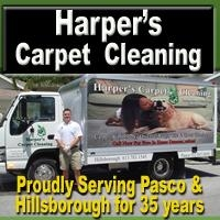 Harpers Carpet Cleaning Pasco Hillsborough