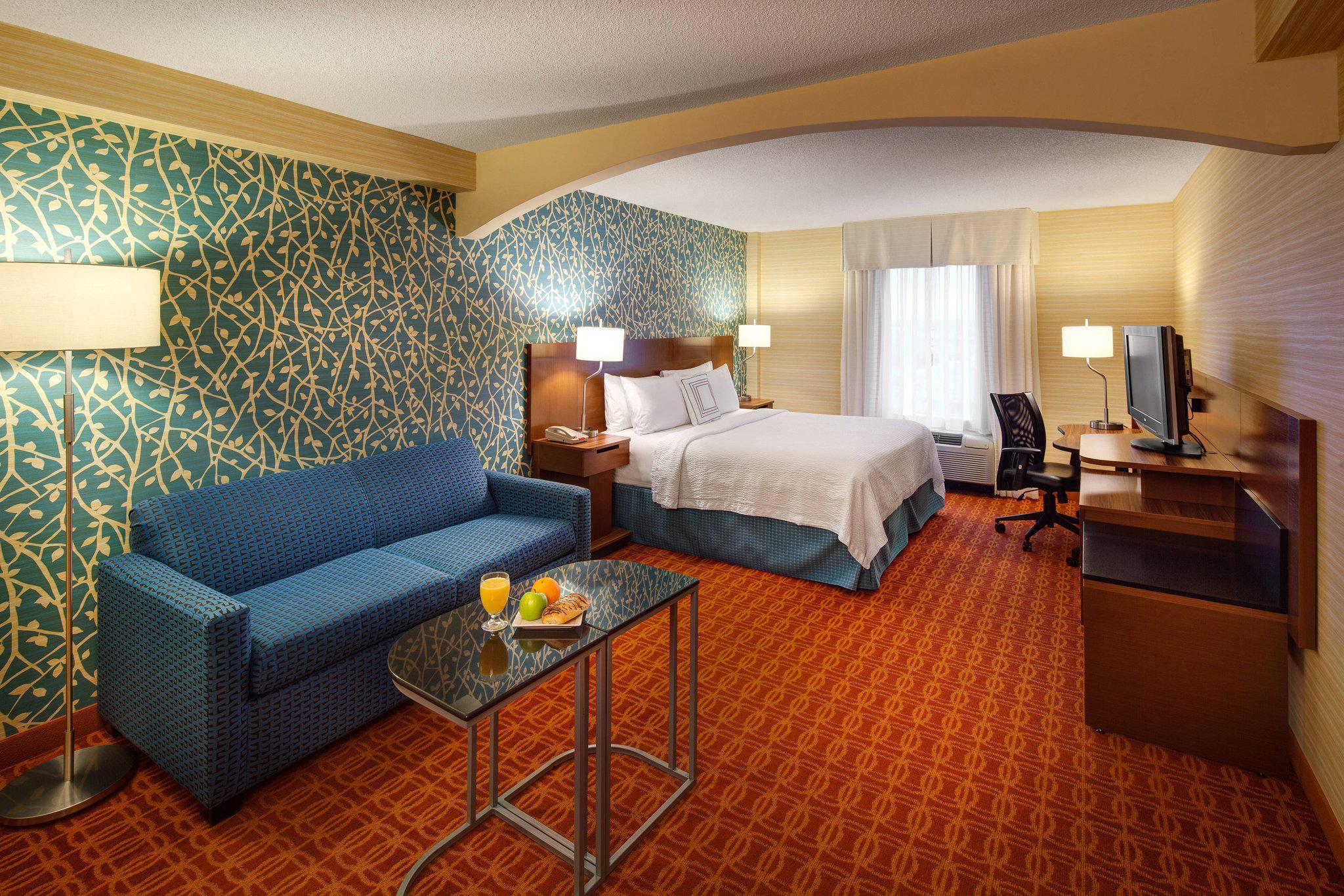 Fairfield Inn & Suites by Marriott Toronto Airport