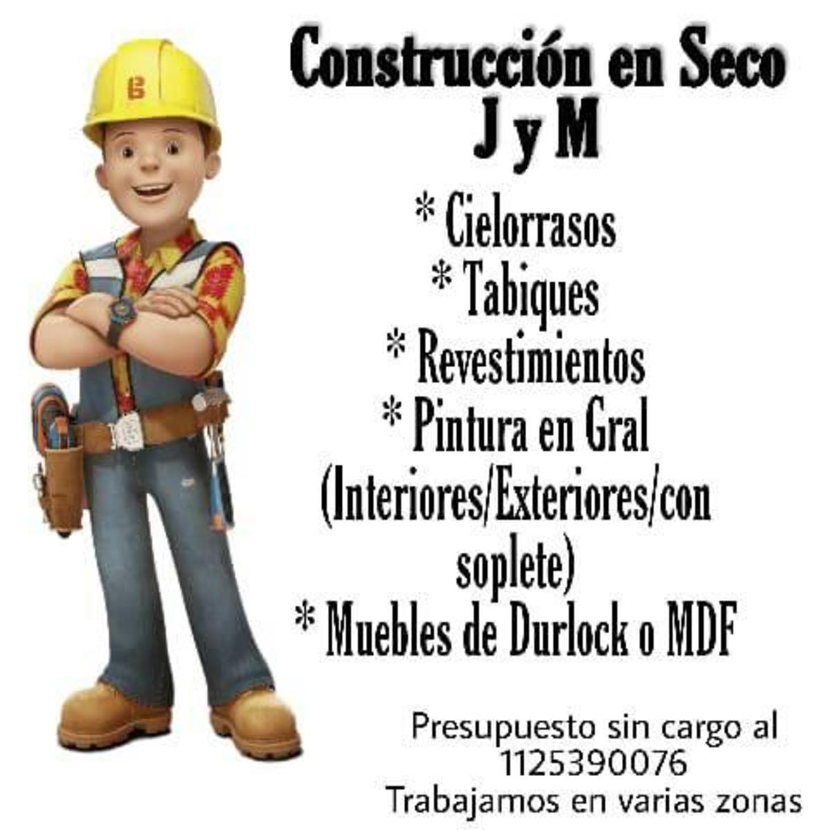 J&M CONSTRUCCIONES EN SECO