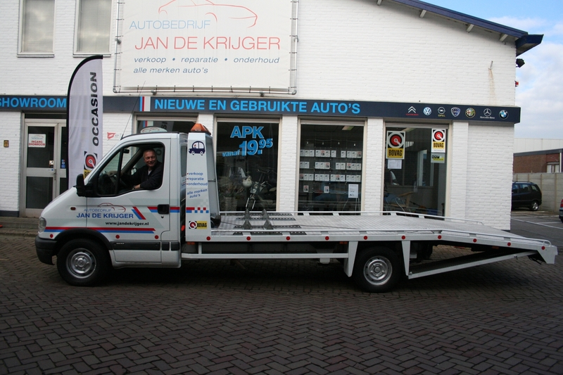 Jan de Krijger Autobedrijf
