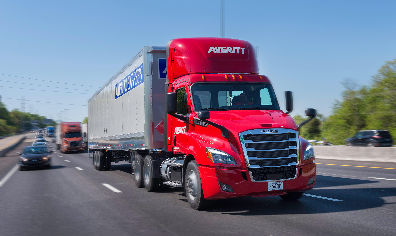 2018 Averitt Express Freightliner Day Cab