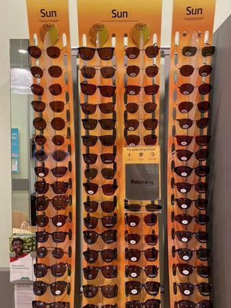 Specsavers Byres Road sunglasses