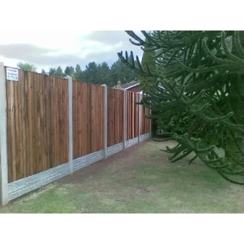 Clarkes Fencing Co.Ltd - Great Yarmouth, Norfolk NR30 3PS - 01493 855863 | ShowMeLocal.com
