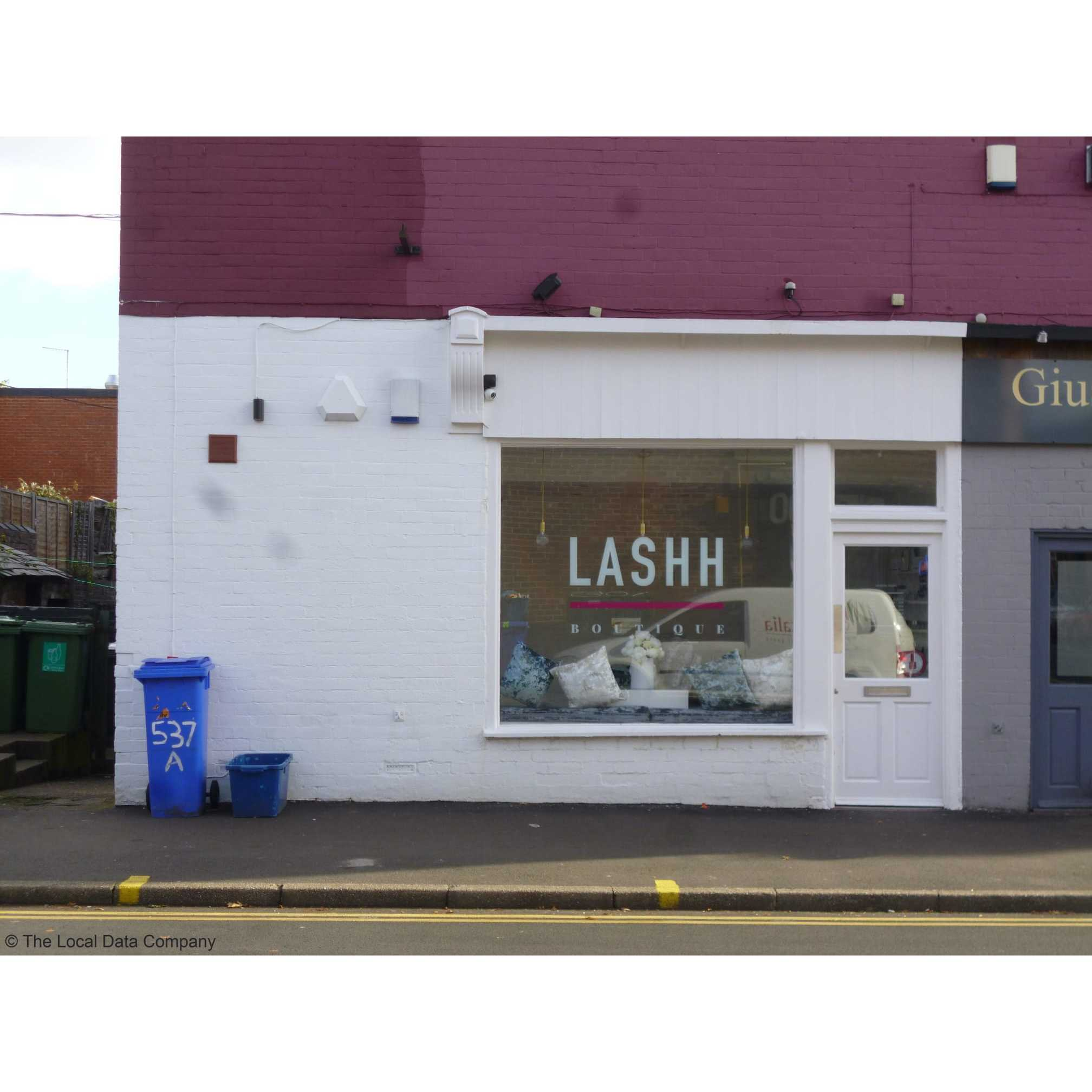 Lashh Boutique - Sheffield, South Yorkshire S11 8QF - 01144 535917 | ShowMeLocal.com