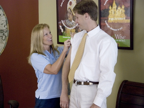 The Shot Nurse Immunization & Wellness Service
