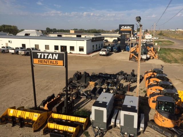Titan Machinery Closed In Williston Nd 58801