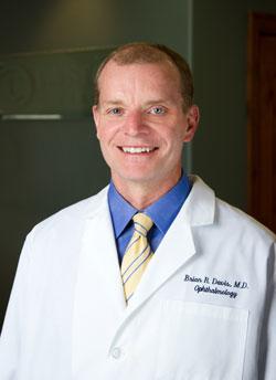 DR. BRIAN DAVIS, M.D.