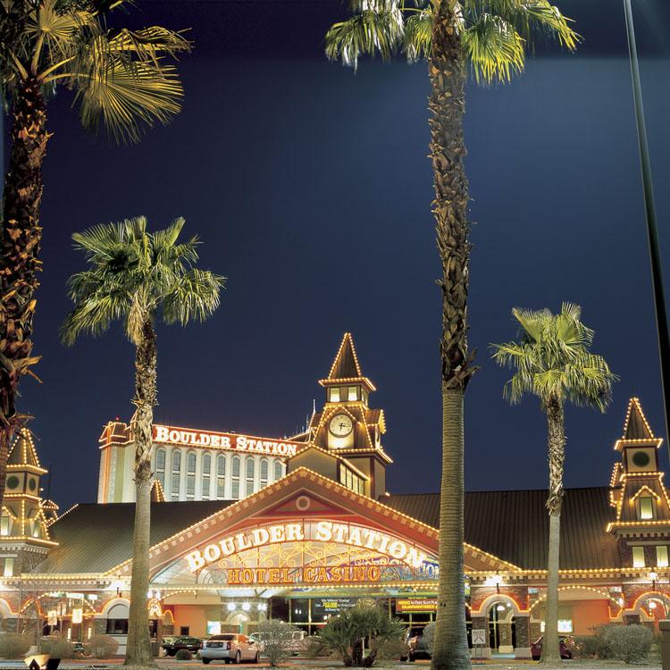 Boulder Station Hotel Las Vegas Nevada