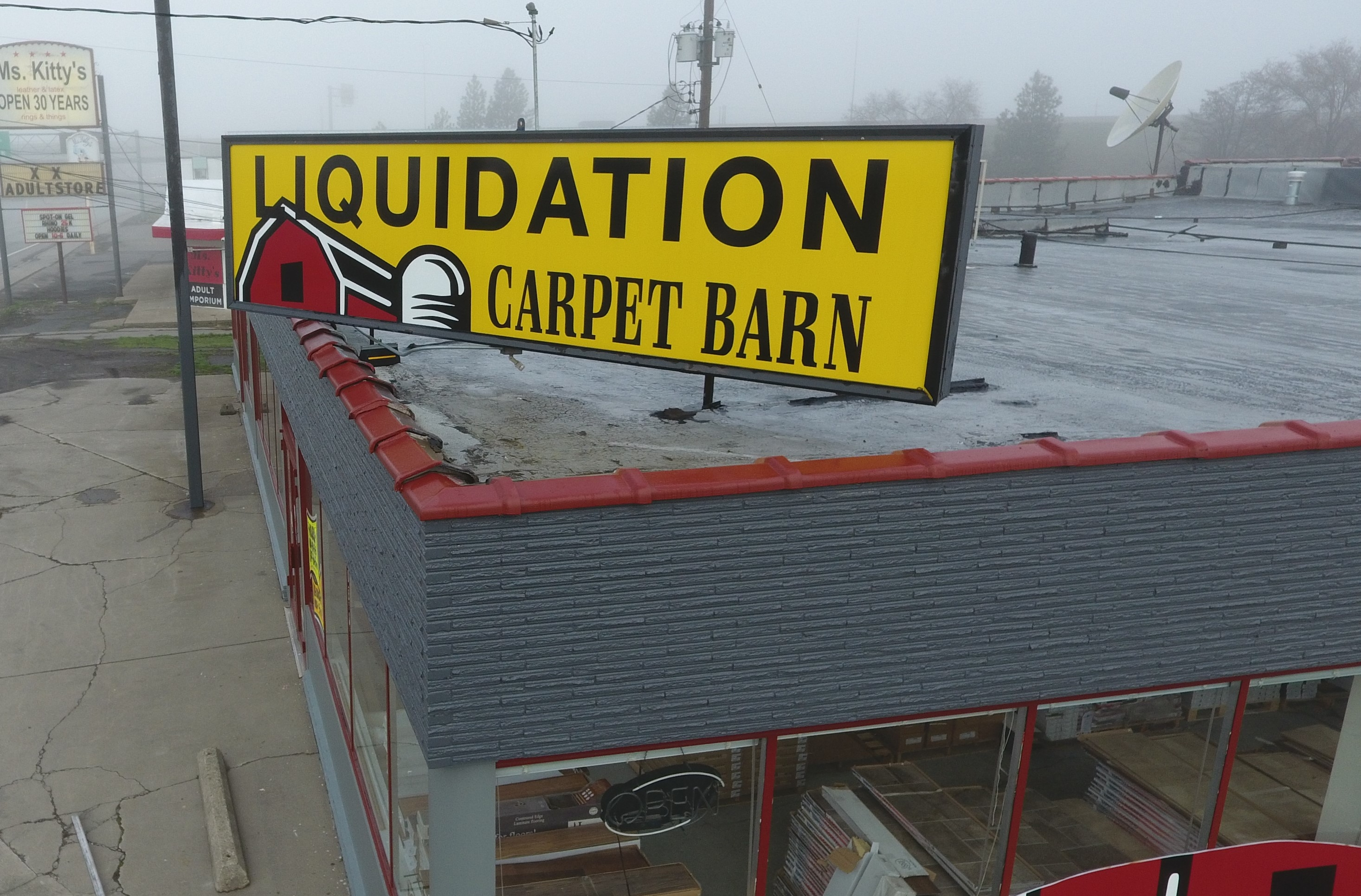 Carpet Barn Liquidation Center In Spokane Valley Wa