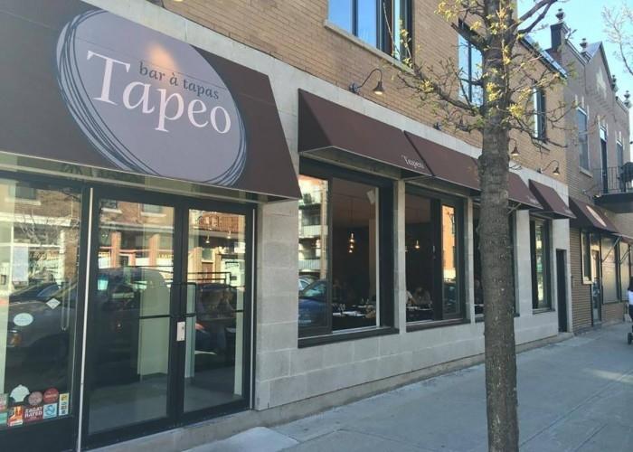 Bar A Tapas Tapeo à Montréal