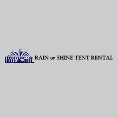 Rain Or Shine Tent Rental