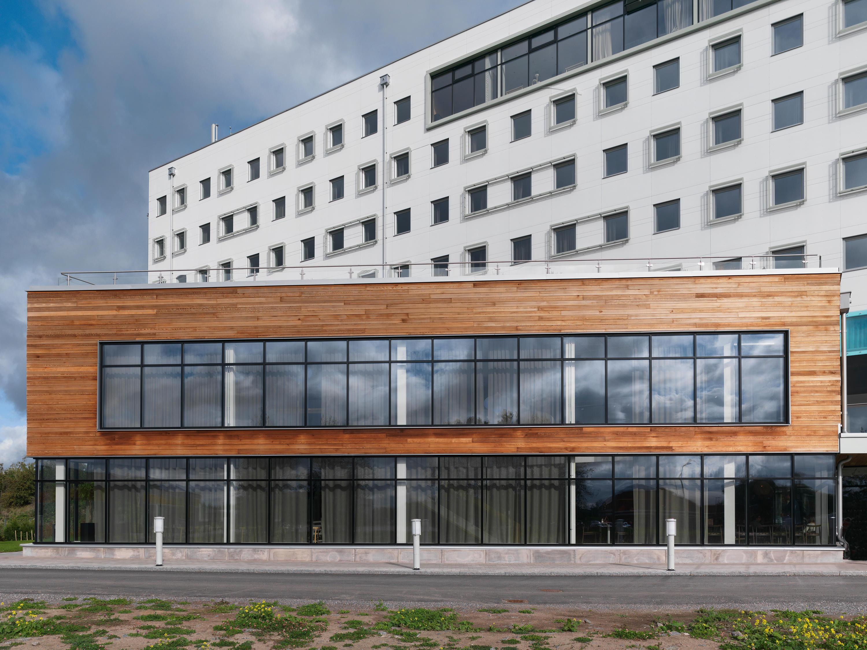 Hydro Building Systems Sweden AB (Huvudkontor för Sapa och Wicona)