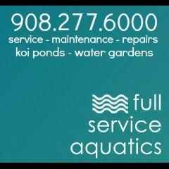 Full Service Aquatics & Landscape - Summit, NJ - Lawn Care & Grounds Maintenance