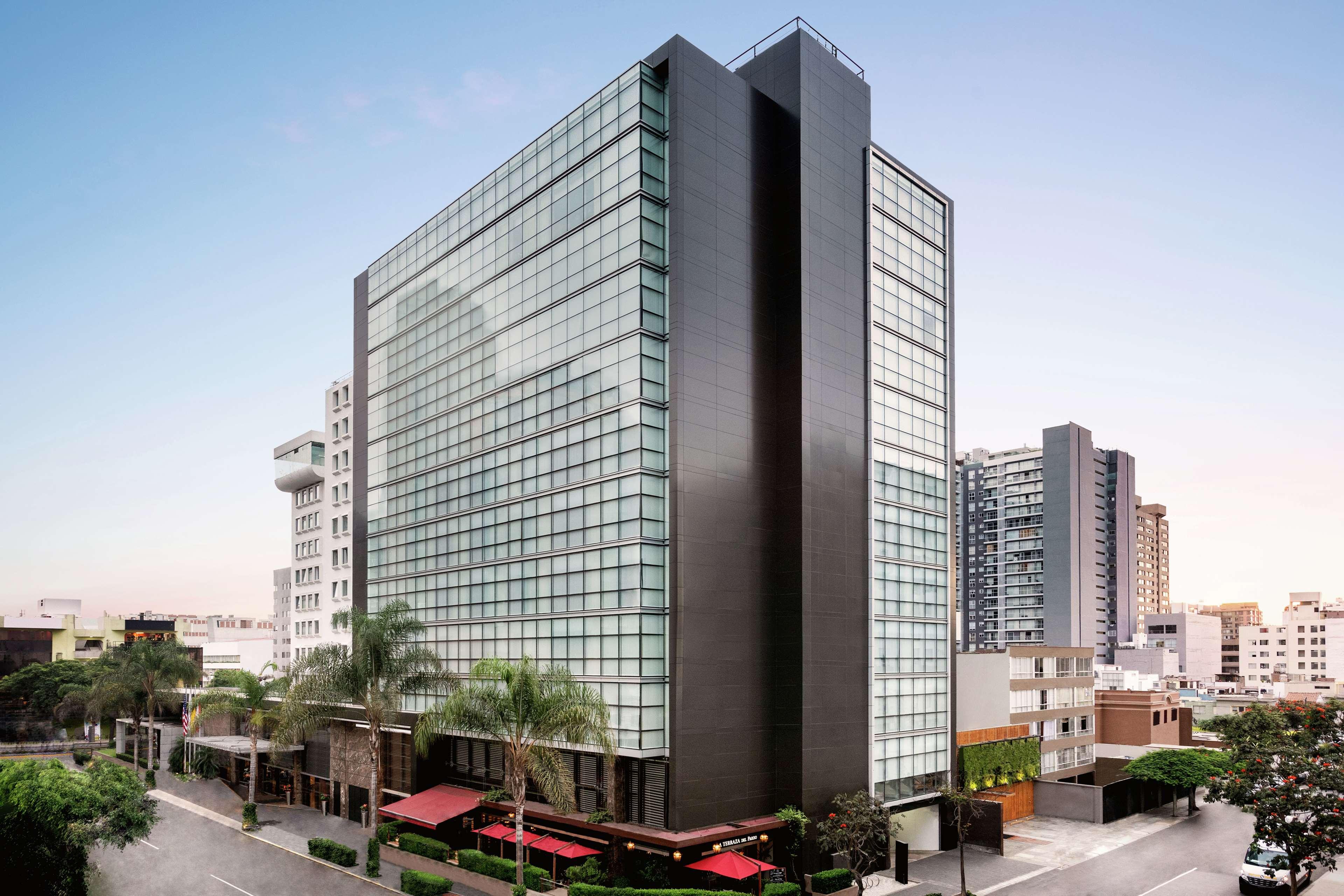 DoubleTree by Hilton Lima Miraflores El Pardo
