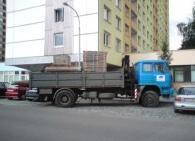 Richard Kubica, s.r.o. - autodoprava a přeprava