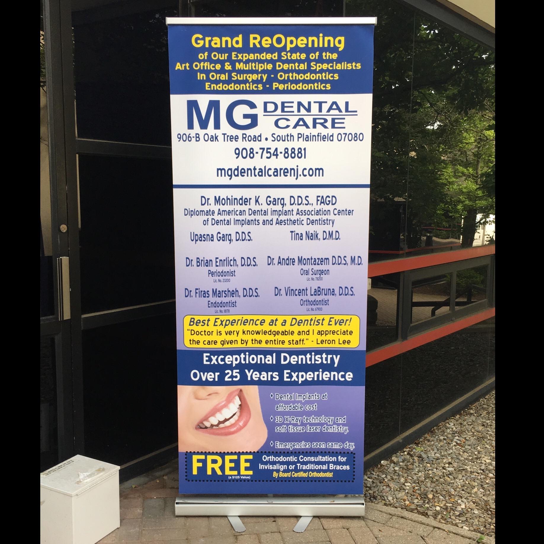 MG Dental Associates PA