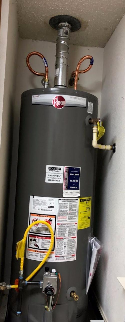 Houston Water Heaters
