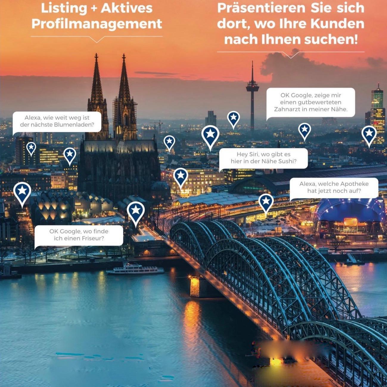 Bild zu Online Marketing Köln Gastfreundschaft I Local Seo I Webdesign I Digitalisierung in Köln