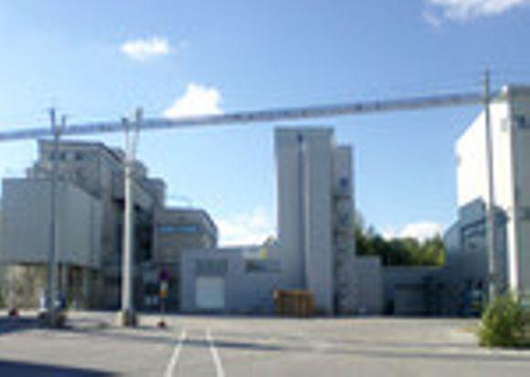 Saint-Gobain Weber Paraisten kuivatuotetehdas
